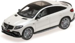 Brabus 850 Auf Basis Mercedes-Benz GLE 63 S 2016 - 1:43 - Minichamps