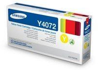 Samsung Toner Yellow (rendement 1000 standaard pagina's) (CLT-Y4072S)