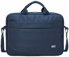"Case Logic Advantage Laptop Attaché 14"" dark blue"