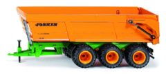 Siku 2892 1:32 Preassembled Truck/Trailer landvoertuig model