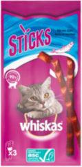 Whiskas Sticks 18 g - Kattensnack - Zalm
