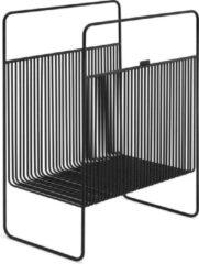 Zomo LP vinyl design opbergrek meubel 50 - 75 platen (zwart)