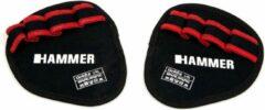 Rode Hammer Fitness Hammer GRIP PADS - Extra grip bij lifts - Maat S-M - Zwart