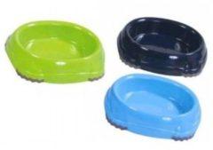MODERNA Voerbak Moderna plastic kattendrinkschotel smarty donkerblauw