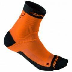 Dynafit - Alpine Short Sock - Loopsokken maat 43-46 oranje/zwart/rood