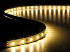Velleman Flexibele Led Strip - Warm Wit 2700K - 300 Leds - 5M - 24V