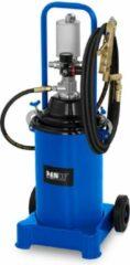 MSW Pneumatische vetpomp - 12 Liter - mobiel - 300-400 bar persdruk