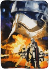 Disney Star wars the force awakens - fleeceplaid - 100 x 140 cm - multi