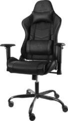DELTACO GAM-096 Gaming stoel in kunstleder - Hoge rugleuning - Zwart