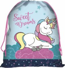 Unicorn Sweet Dreams - Gymbag - 44 x 34 cm - Multi