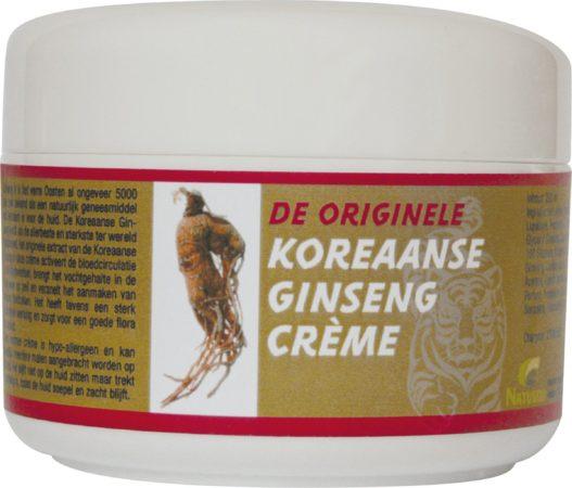 Afbeelding van Natusor Originele Koreaanse ginseng creme 200 Milliliter