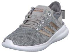 Sneaker CF mit cloudfoam-Dämpfung QTFLEX W DA9835 Adidas Neo grey two f17/vapour grey met./grey three f17