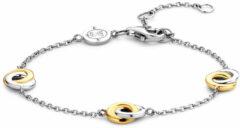 Zilveren Ti Sento Milano TI SENTO - Milano 2925SY dames Armband - goudkleurig