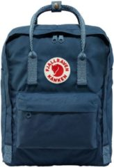 Blauwe Fjällräven Fjallraven Kånken Casual / fashion rugzak Unisex - Royal Blue-Goose Eye