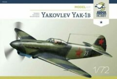 Hama Arma Hobby: Yakovlev Yak-1b Model Kit in 1:72