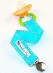 Bazzle Baby Speenkoord Blauw