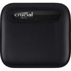 Crucial portable SSD X6 2TB USB 3.1 Gen 2 Typ-C (10 GB/s)