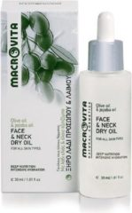 Macrovita Face & Neck Dry Oil (gezichtsolie)