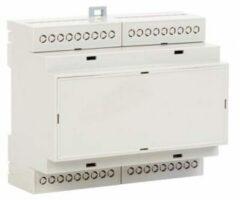 DIN-RAIL MODULE BOX - 6MG - HQ product