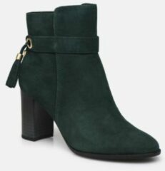 Groene Boots en enkellaarsjes Miraz by Tamaris