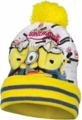 Minions undercover muts geel 52
