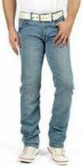 Alexander Maskovick Maskovick Heren Jeans Clinton stretch Regular - Kleur: Light Used - Maat: 32/34