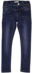 Blauwe Straight Jeans Name It Kids NITSUS INDIGO K SKINNY DNM PANT