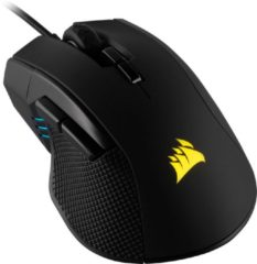 Corsair IRONCLAW RGB Gaming Mouse - 18000 DPI - Zwart