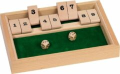 Gollnest & Kiesel GmbH Houten spel Shut the box