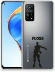 B2Ctelecom Smartphone hoesje Xiaomi Mi 10T | 10T Pro Telefoontas Floss Fortnite