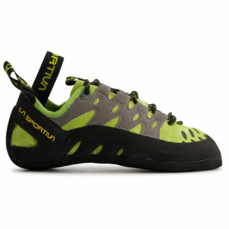 Afbeelding van La Sportiva - Tarantulace - Klimschoenen maat 38, zwart/olijfgroen