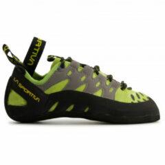 La Sportiva - Tarantulace - Klimschoenen maat 37,5, zwart/olijfgroen