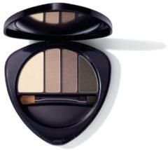 Dr Hauschka Dr. Hauschka - Eye & Brow Palette - Eye & Eyebrow Makeup Palette 5.3 G 01 Stone