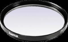 Zwarte Hama UV Filter - Standaard Coating - 37mm