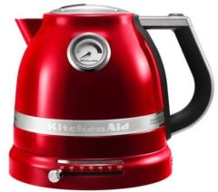 KitchenAid Artisan waterkoker 1,5 liter 5KEK1522 - Appelrood