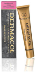 Dermacol make-up cover legendary high covering make-up - 30 gram - vrouw - Waterproof - Tint 208