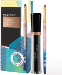 M2Beauté M2 Beauté Eyebrow Renewing Serum Summer Edition 5 ml + Gratis Jacks Augenbrauenpinsel