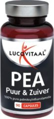 Lucovitaal PEA Puur & Zuiver Voedingssupplement - 90 capsules