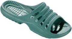 Beco Badslippers Turquoise Heren Maat 44