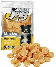 Calibra Joy Dog Classic Chicken Rings - 80 g