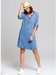 Kleid Alba Moda Blau