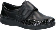 Ara Meran Zwarte Velcroschoenen Dames 41,5