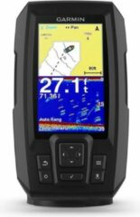 Zwarte Garmin Striker Plus 4 Worldwide - Fishfinder - Incl.Transducer