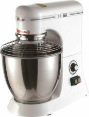 Witte Professionele Keukenmachine 7 L | Combisteel | 7013.0132 | Horeca