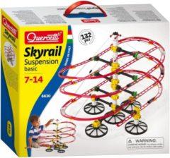Quercetti Knikkerbaan Skyrail Suspension 132-delig