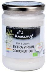 Its Amazing It's Amazing Kokosolie blend extra virgin bio in glas 500 Milliliter
