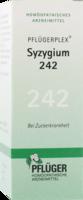 PFLÜGERPLEX Syzygium 242 Tropfen 50 ml