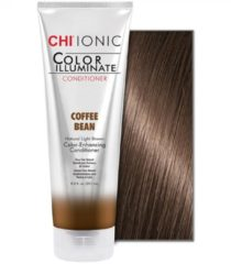 CHI - Ionic Color Illuminate - Color-Enhancing Conditioner - Coffee Bean - 251 ml