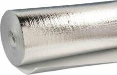 Zilveren CoPro Ondervloer Titanium-Line, voor laminaat en parket, 15 m2,