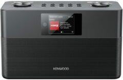 Kenwood CR-ST100 Hybride radio Zwart